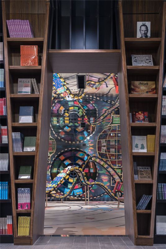 Let's make bookstores fun again